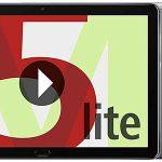 """Tablet Huawei MediaPad M5 Lite 10 de 10,1"""" Full HD LTE 4G"""