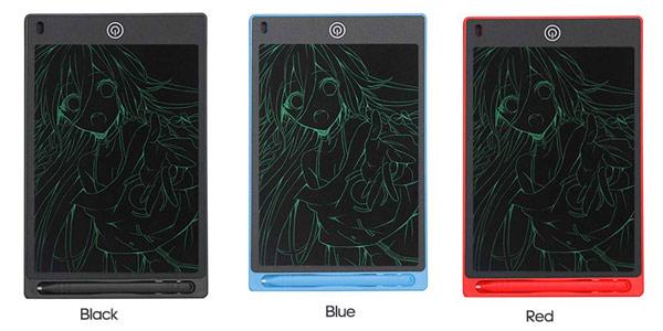 Tableta de Escritura LCD Fesjoy barata en Amazon