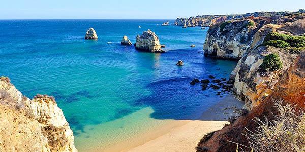 Algarve viaje en hotel con spa oferta