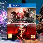 Chollo Pack Tekken 7 + SoulCalibur VI para PS4