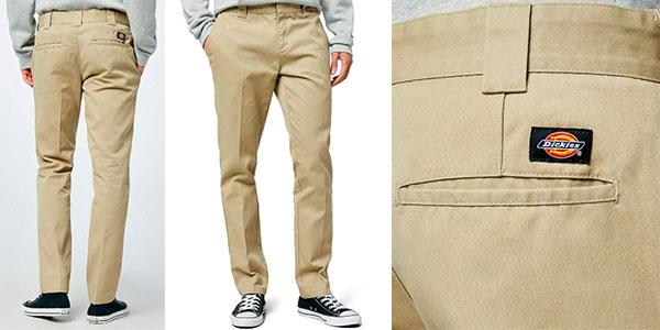 Chollo Pantalones Dickies Slim Fit para hombre