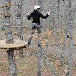 Parque de aventuras Robledal del Oso escapada en familia chollo