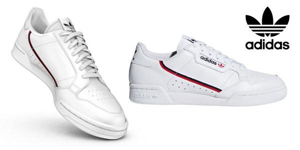 Adidas Continental 80 baratas en El Corte Inglés