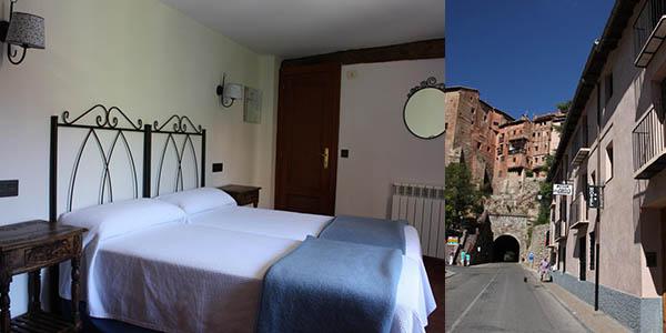 Hotel Mesón del Gallo económico en Albarracín cancelación gratis