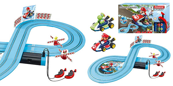 Mario Kart Carrera First circuito de coches oferta