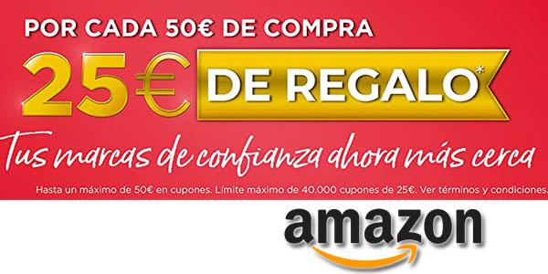 Amazon promo higiene y limpieza para el hogar junio 2020