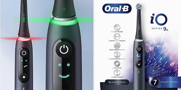 cepillo eléctrico Oral-B iO Series 9N chollo