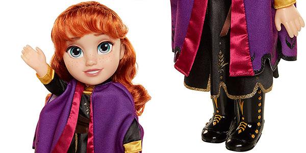 Princesa Disney Anna de Frozen II de 35 cm barata