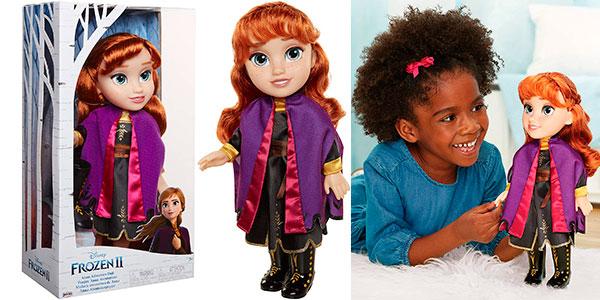 Chollo Princesa Disney Anna de Frozen II de 35 cm