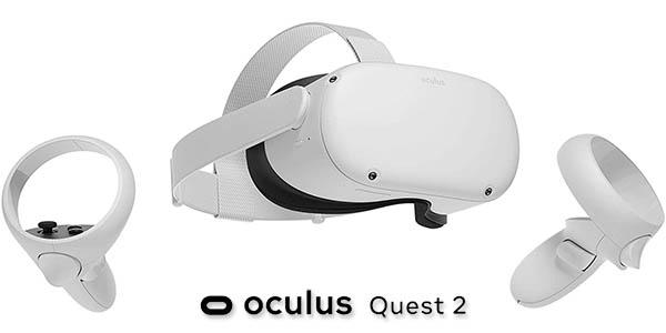 Visor de realidad virtual Oculus Quest 2