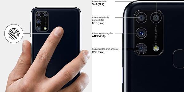Samsung Galaxy M31 en Amazon