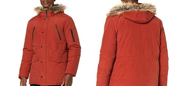 Parka Amazon Find para hombre oferta en Amazon