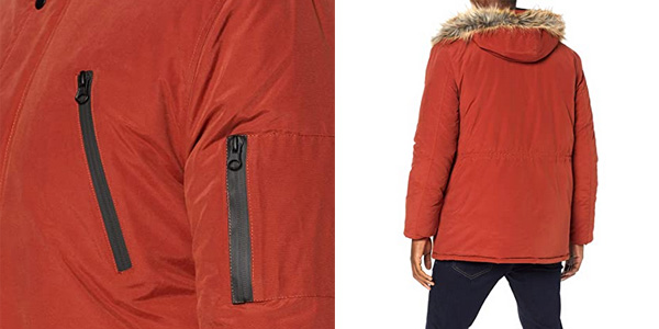 Parka Amazon Find para hombre chollo en Amazon