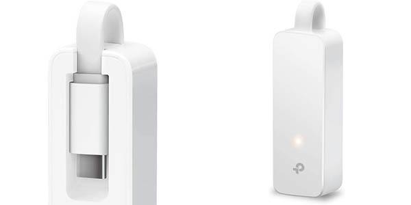 Adaptador USB-C a Ethernet TP-Link UE300C en Amazon