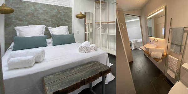 apartamento turístico ático en el centro de Sevilla de relación calidad-precio alta