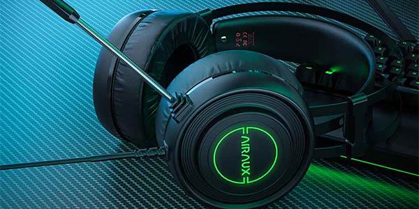 Auriculares gaming BlitzWolf AIRAUX AA-GB1 USB en AliExpress