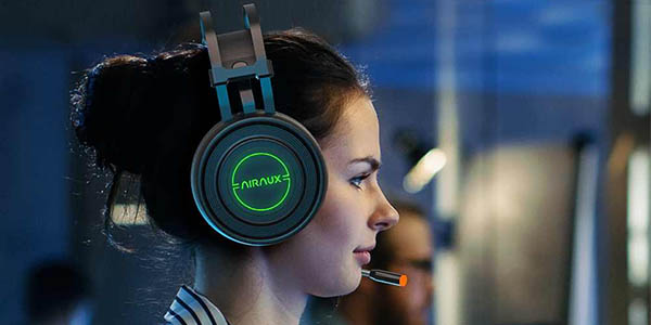 Auriculares gaming BlitzWolf AIRAUX AA-GB1 baratos