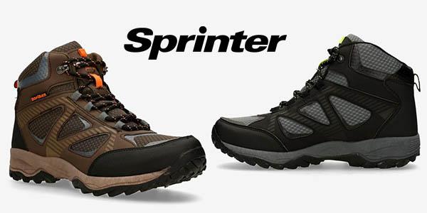 Boriken Tallin botas de montaña baratas