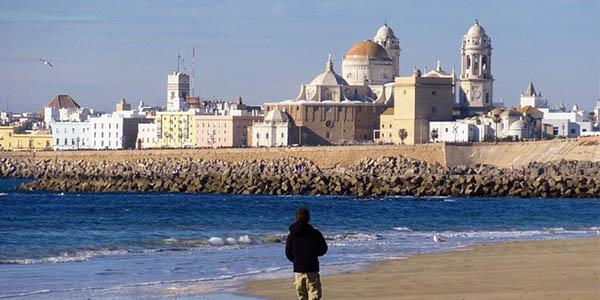Cádiz escapada en oferta en hotel céntrico