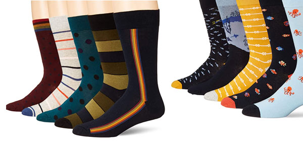 Calcetines Amazon Goodthreads baratos en Amazon