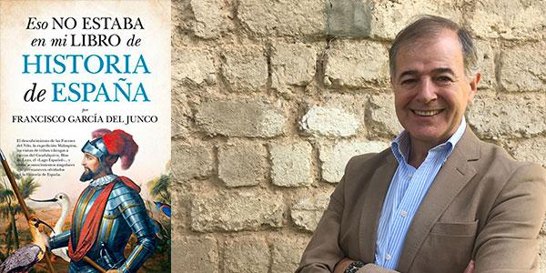 """Chollo Libro """"Eso no estaba en mi libro de Historia de España"""" en versión Kindle"""