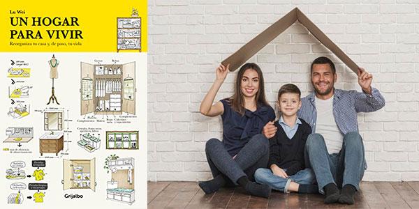 """Chollo Libro """"Un hogar para vivir: Reorganiza tu casa y, de paso, tu vida"""" en versión Kindle"""