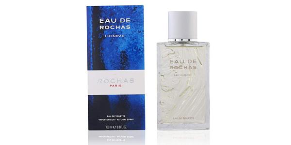 Eau de Toilette Eau de Rochas Homme de 200 ml barata en Amazon