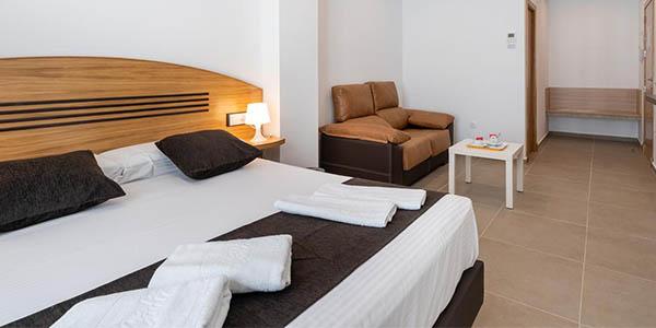 Hotel Plaza Luz de Cádiz relación calidad-precio alta