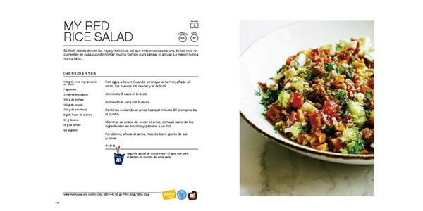 Libro Fast food saludable: Disfruta de la comida sin remordimientos versión Kindle chollo en Amazon