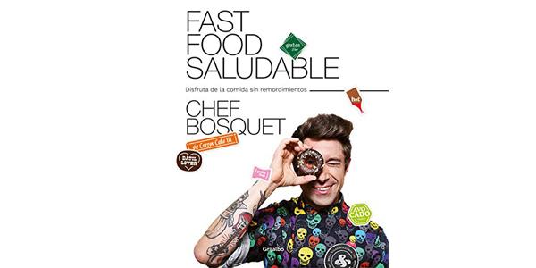 Libro Fast food saludable: Disfruta de la comida sin remordimientos versión Kindle barato en Amazon