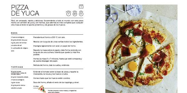 Libro Fast food saludable: Disfruta de la comida sin remordimientos versión Kindle oferta en Amazon