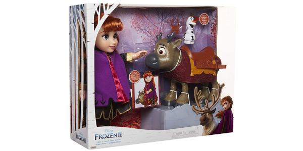 Set Disney Frozen II Anna & Sven barato en Amazon