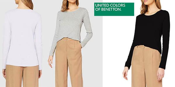 United Colors of Benetton T-Shirt M/L camiseta barata