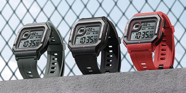 Reloj inteligente Xiaomi Amazfit Neo en varios colores