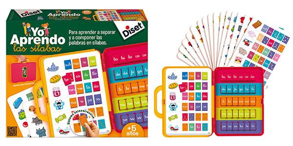 Yo aprendo las sílabas de Diset juego barato