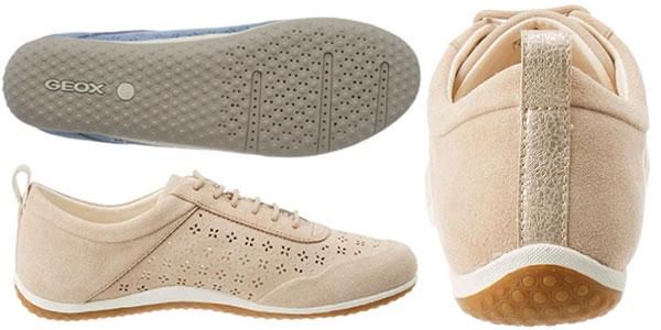 Zapatillas Geox Vega para mujer baratas