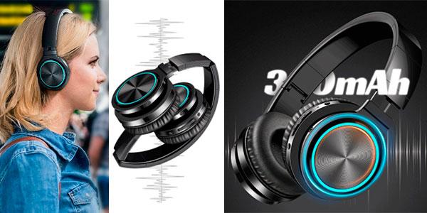 Auriculares BlitzWolf Airaux AA-ER1 Bluetooth 5.0 baratos