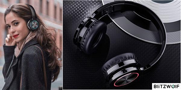 Chollo Auriculares BlitzWolf Airaux AA-ER1 Bluetooth 5.0