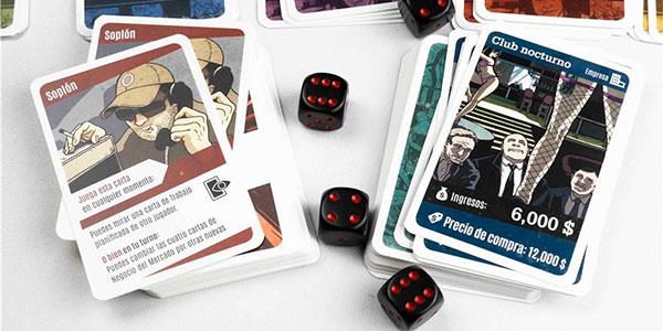 Juego de cartas La Cosa Nostra barato