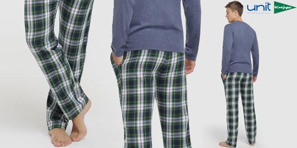 Comprar Pijamas combinados Unit para hombre oferta en AliExpress Plaza