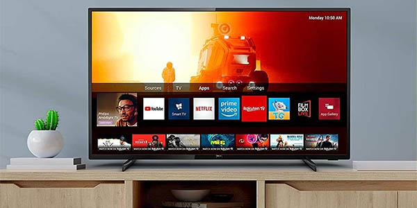 "Smart TV Philips 70PUS7505/12 UHD 4K de 70"" barato"