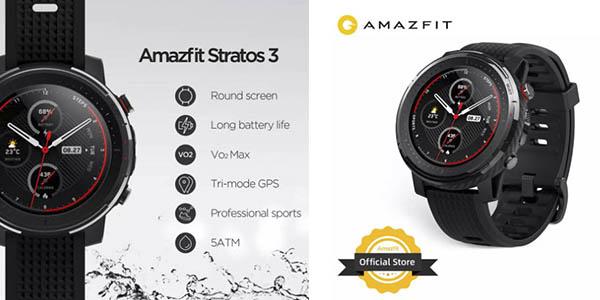 Xiaomi Amazfit Stratos 3 smartphone barato