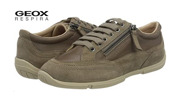 Zapatillas deportivas Geox D Aglaia C para mujer baratas en Amazon
